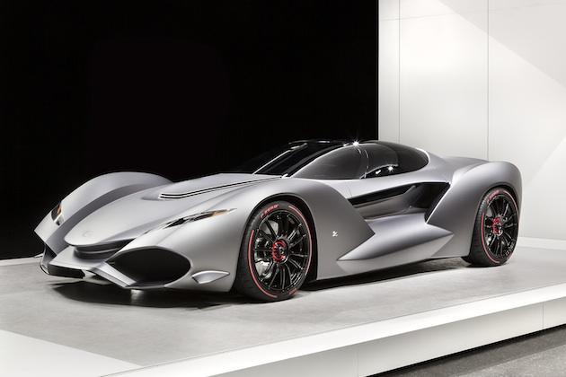 【東京モーターショー2017】ザガートが「イソリヴォルタ ビジョン グランツーリスモ」を公開! 3〜5台の限定生産