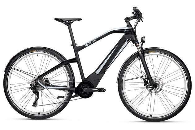 BMW、ハイブリッド車と同じ名称を採用した電動アシスト自転車の最新モデルを発表!