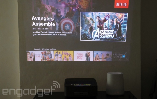 IRL: Three weeks with Philips' Screeneo projector
