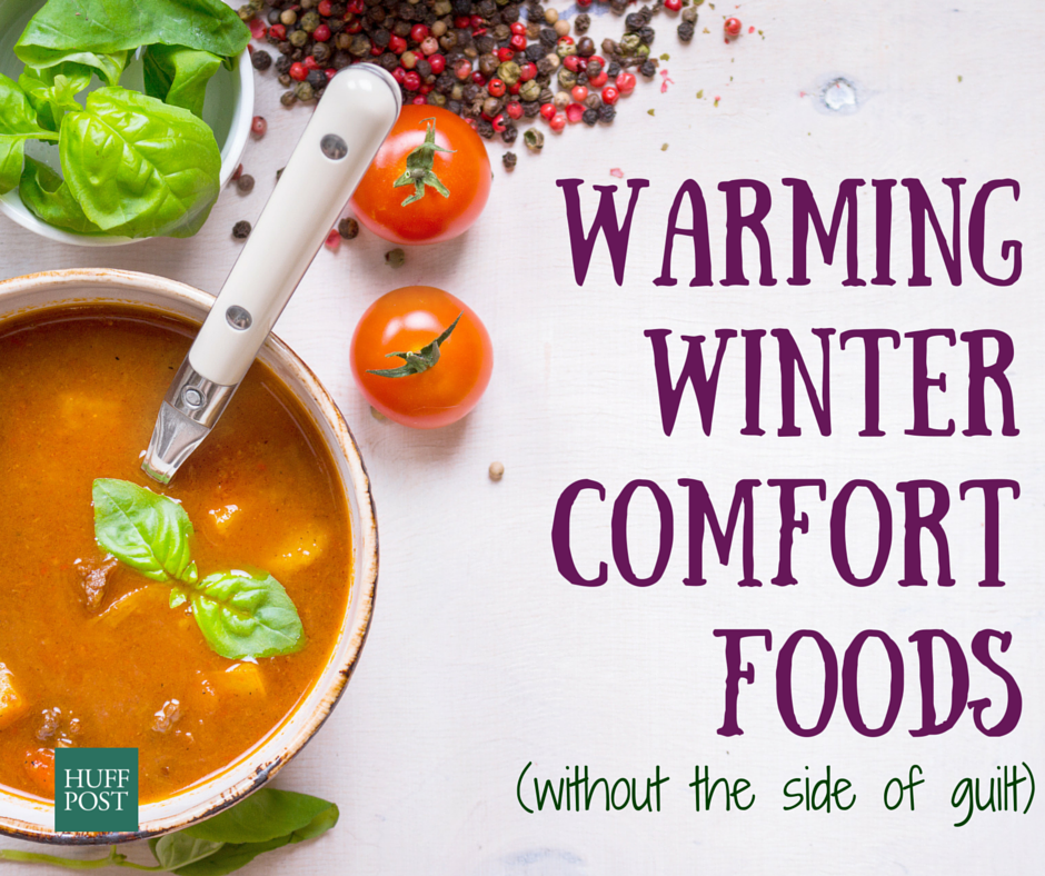 Healthy Winter Warmers That Aren't Too Bad For