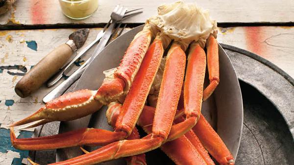 3 recettes pour le crabe et 12 vins pour