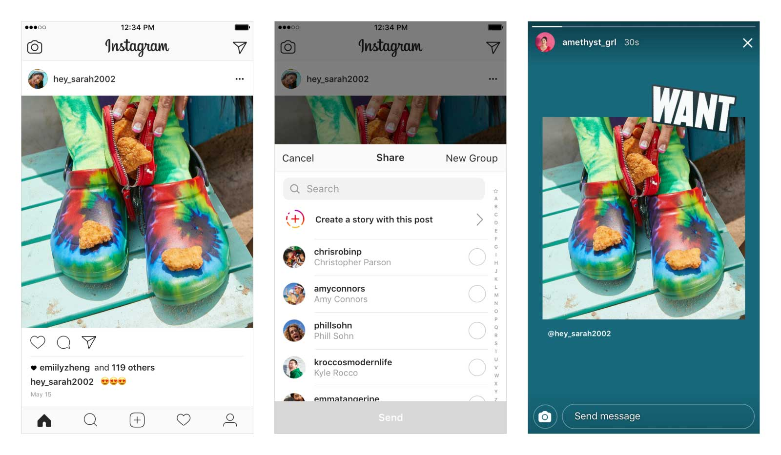 Instagram has spent months testing the ability to share posts as Stories,  and now it's finally here. An update to the Android app (iOS will get it in  the