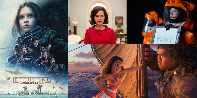 Watch (Almost) All the Trailers for Movies Coming Out This Holiday Season