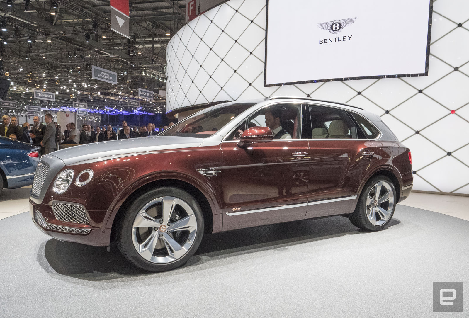 Bentley S First Plug In Hybrid Is An Ultra Luxurious Suv