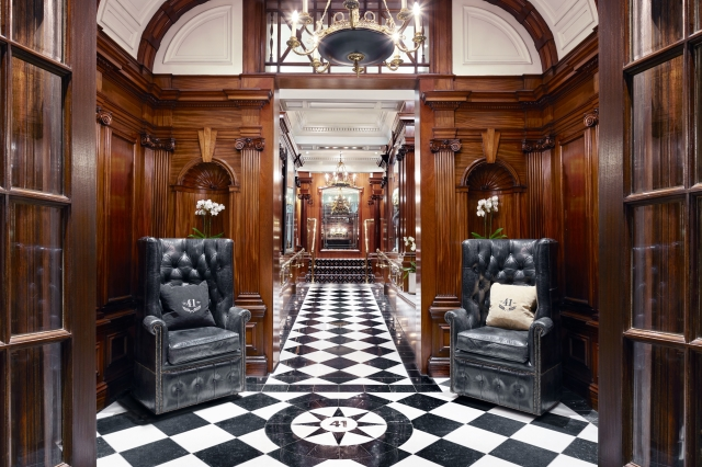 Hotel 41, best hotel in UK
