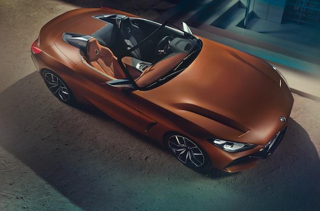 次期型BMW「Z4」の更なる情報が判明 ソフトトップを採用しエンジンは3種類