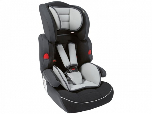 One of the recalled car seats.