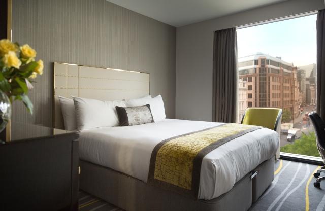 Dorsett City superior room