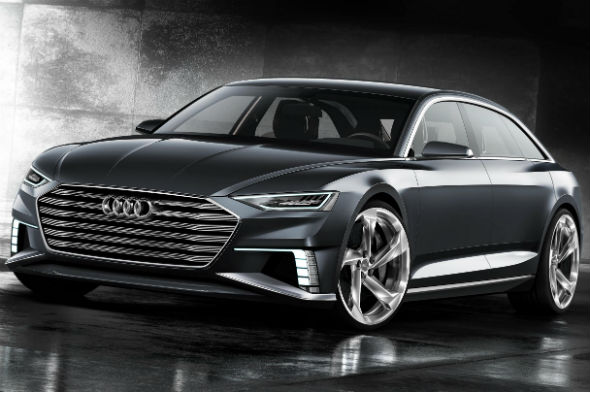 Audi Avant Prologue