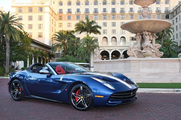 フェラーリの米国向け特別限定モデル「F60アメリカ」の第1号車が遂に納車
