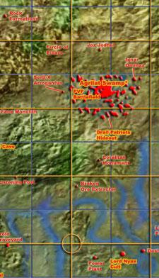 SWG Map