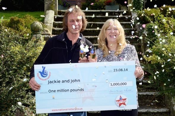 Careworker wins £1 million on lottery