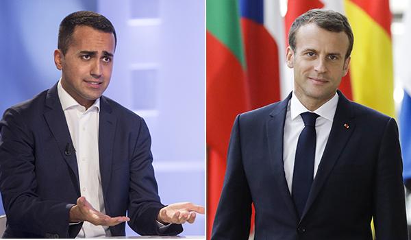 DI MAIO VUOLE IL DEFICIT ALLA FRANCESE - Parigi porterà il deficit/Pil al 2,8% per tagliare le tasse. Il vice premier: