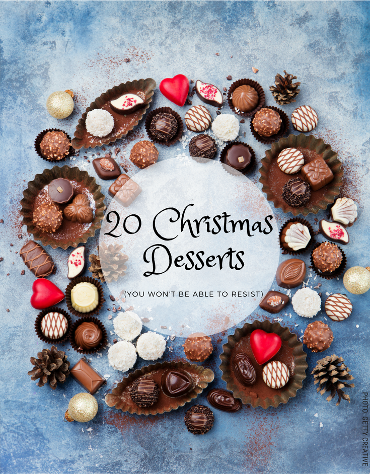 Christmas Dessert Recipes That Are Too Good To Pass