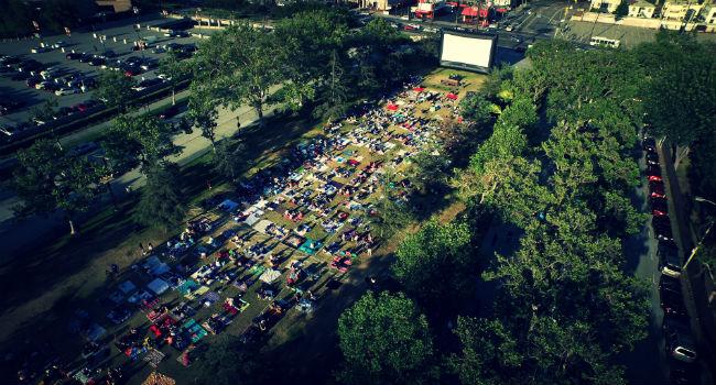 Street Food Cinema 2015