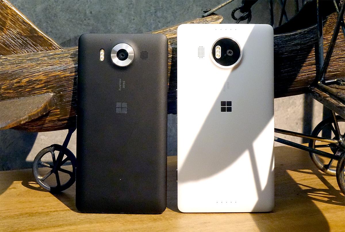 国行 Lumia 950、950XL 售价公开,分别是 3,999 和 5,499 元