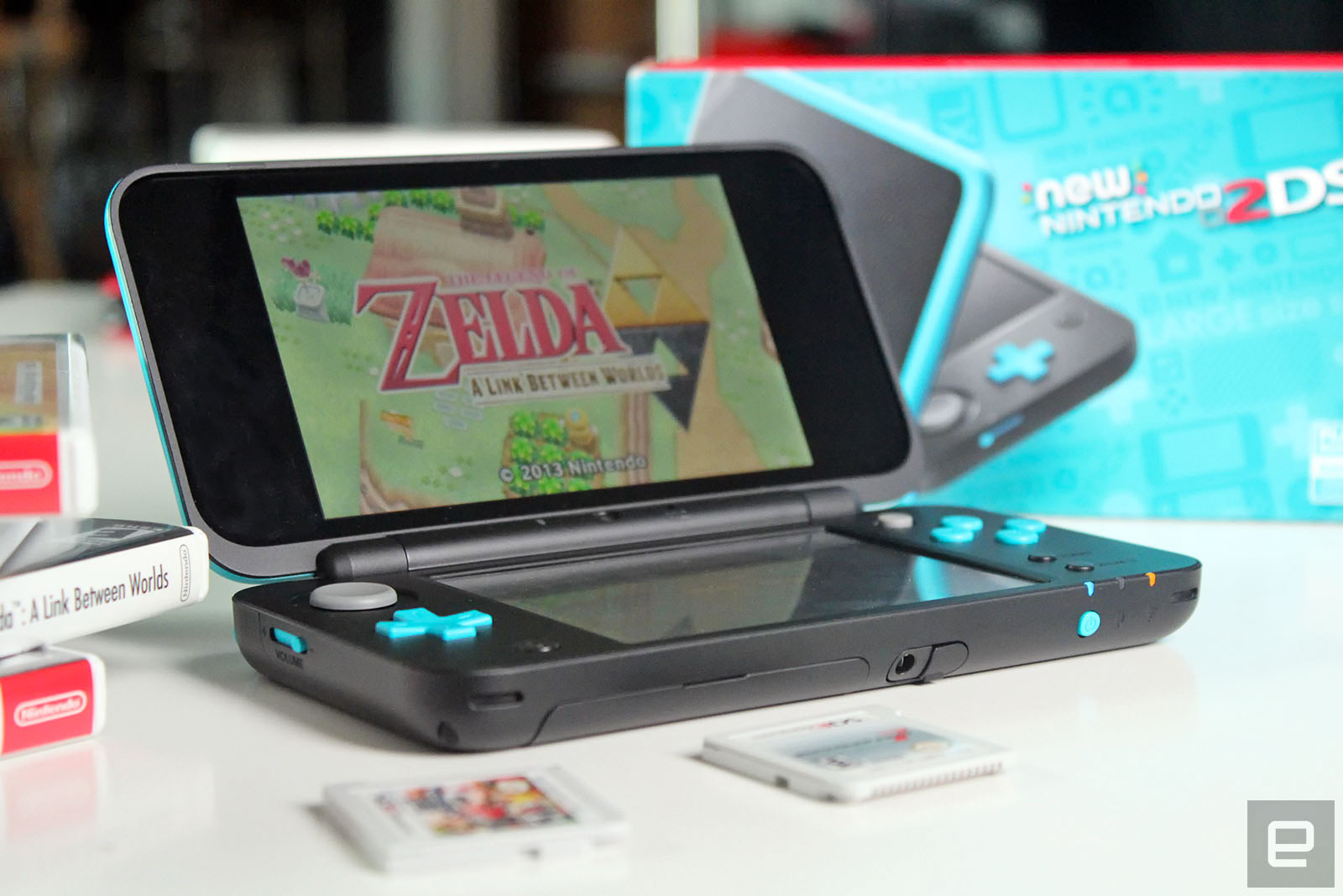 are nintendo ds games compatible with 2ds