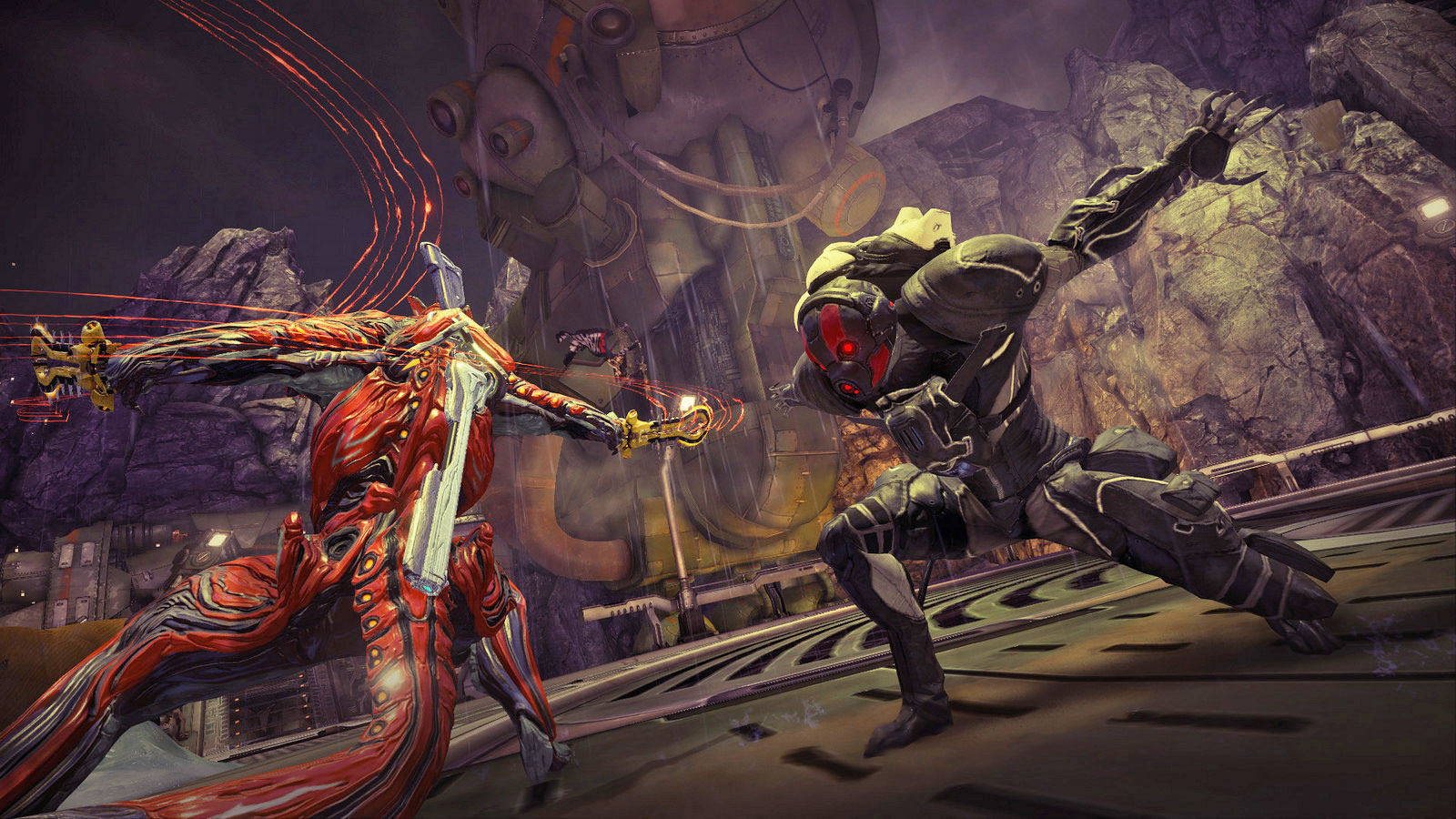 Warframe For Ps Gets Yet Another Expansion Four Years After Launch
