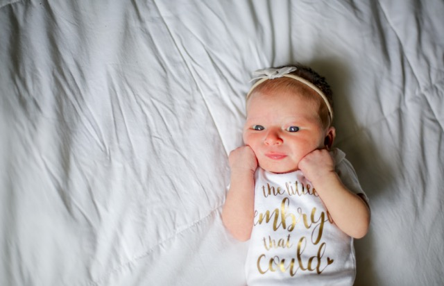 How One Woman Stayed Positive While Trying To Have A Baby After