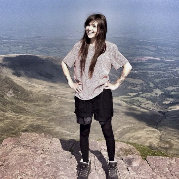 Woman rescued after climbing Ben Nevis with 'just a selfie stick'