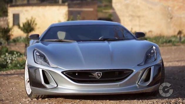 【ビデオ】『グランド・ツアー』で燃えた「リマック・コンセプト_ワン」をドライブ! 新モデルも開発中!