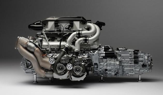 価格は120万円以上! ブガッティ「シロン」のW型16気筒エンジンが1/4スケール・モデルで発売