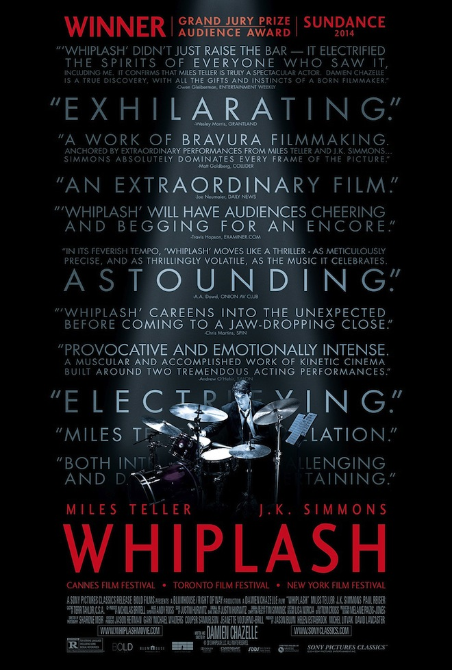 whiplash poster