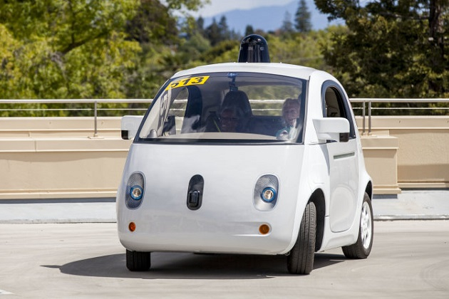 Googleの自動運転車プロジェクト、事業規模拡大のため幹部クラスを募集中