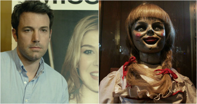 box office gone girl annabelle