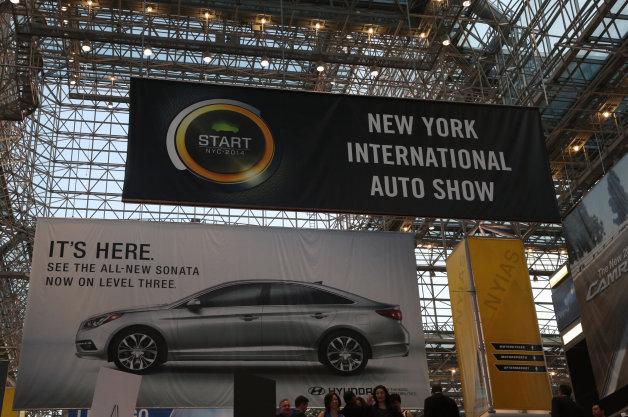【NYオートショー2014】Autoblog編集者が選んだNYデビューを飾った車ベスト5