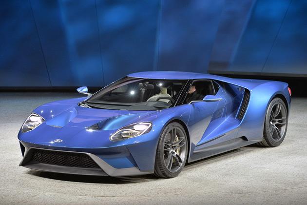 北米国際自動車ショー2015 伝説の名前が また 復活 新型 フォード