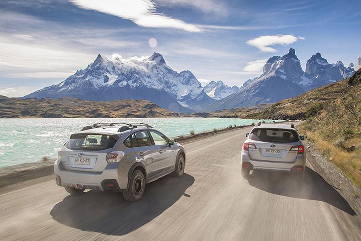 Subaru Patagonia Drive