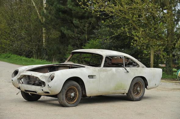 Aston Martin Db5 For Sale Ebay >> World S Cheapest Aston Martin Db5 Up For Auction Aol