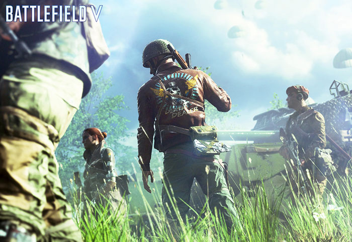 'Battlefield V' returns to WWII with ever-evolving multiplayer