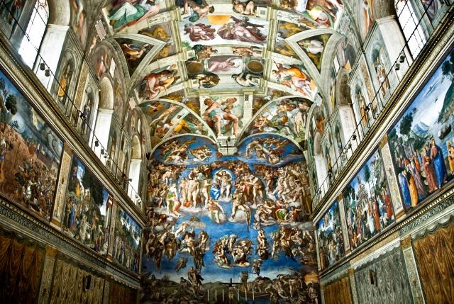 Sistine Chapel exclusive skip the line tour