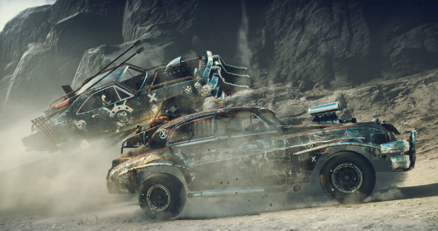 Mad Max' the game lacks the charm and detail of 'Fury Road'
