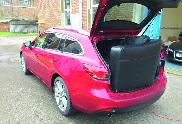 Long term Mazda 6 Tourer
