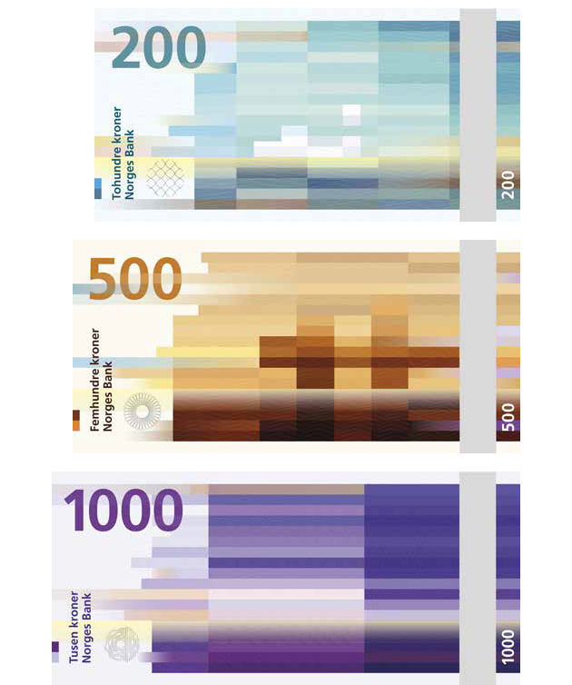 norway bank note