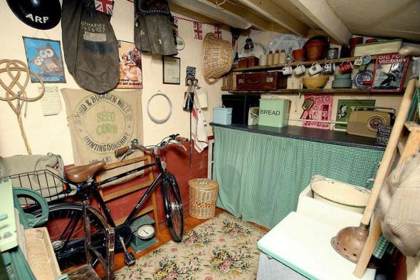 Ben Sansum's 1940s house