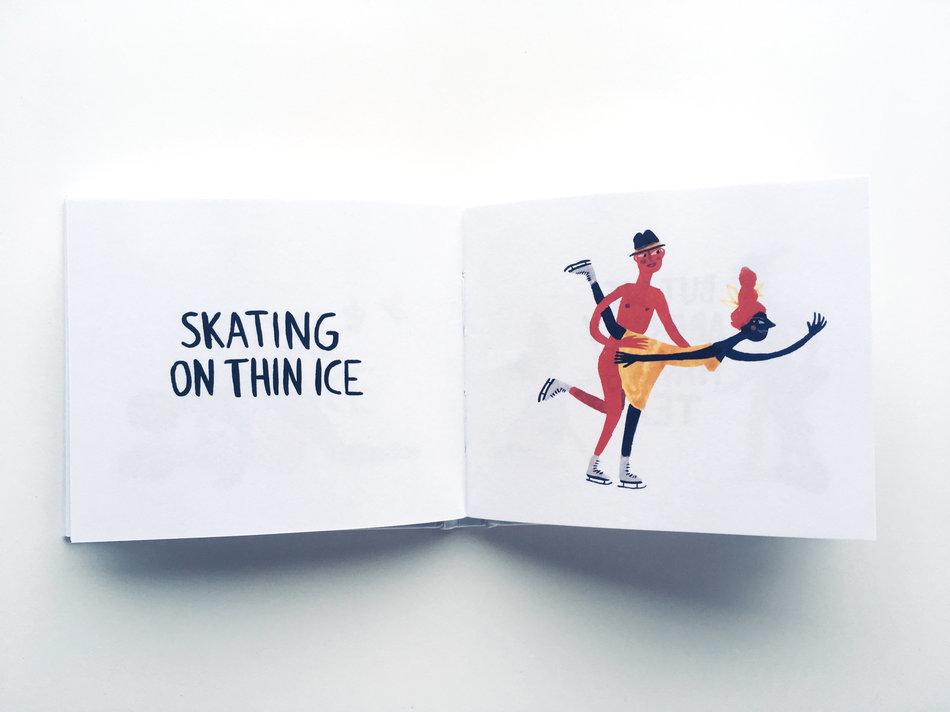 Estas ilustraciones de Kamasutra son traviesas, adorables y queer-