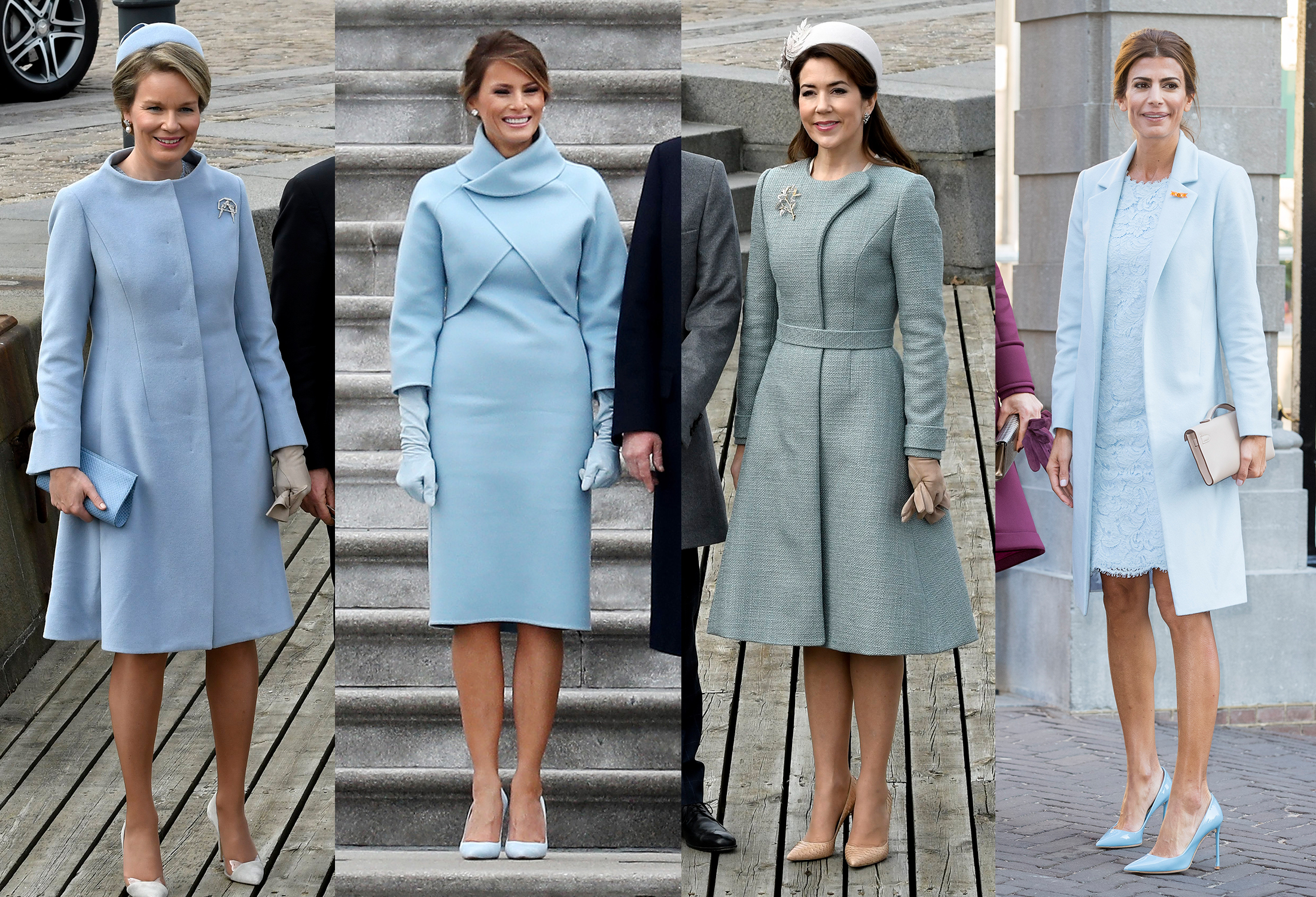 The Melania Effect: How the U.S. first lady\'s style is influencing ...