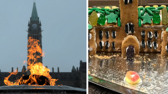 This Gingerbread Parliament Hill Just Won Canadian
