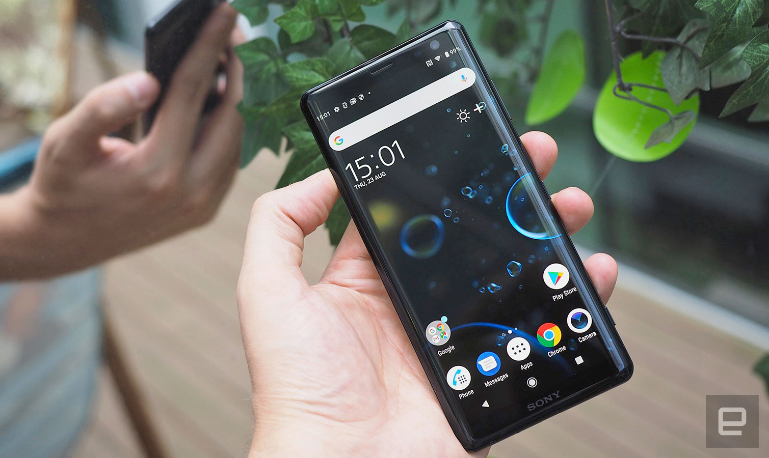Sony's Xperia XZ3 is basically the XZ2 with a pretty OLED screen