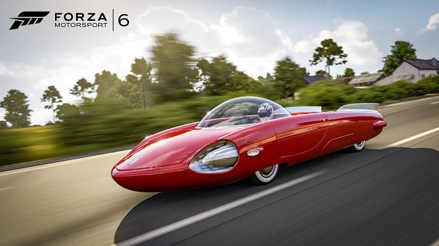 2つの人気ゲームがコラボ 『Fallout 4』に登場するあのスポーツカーに『Forza Motorsport 6』で乗れる!