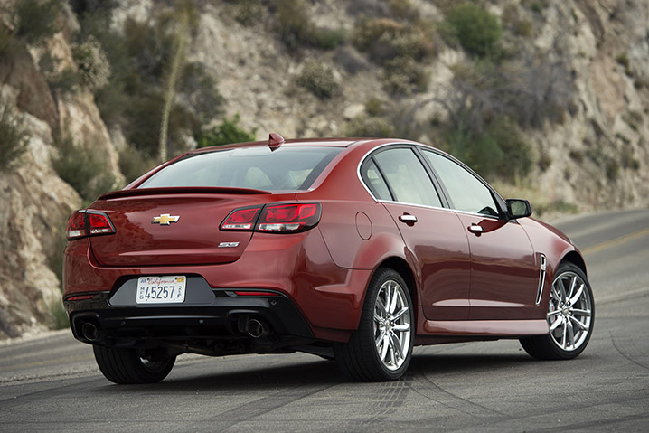 2015 chevrolet ss review wvideo autoblog 2015 chevrolet ss publicscrutiny Gallery
