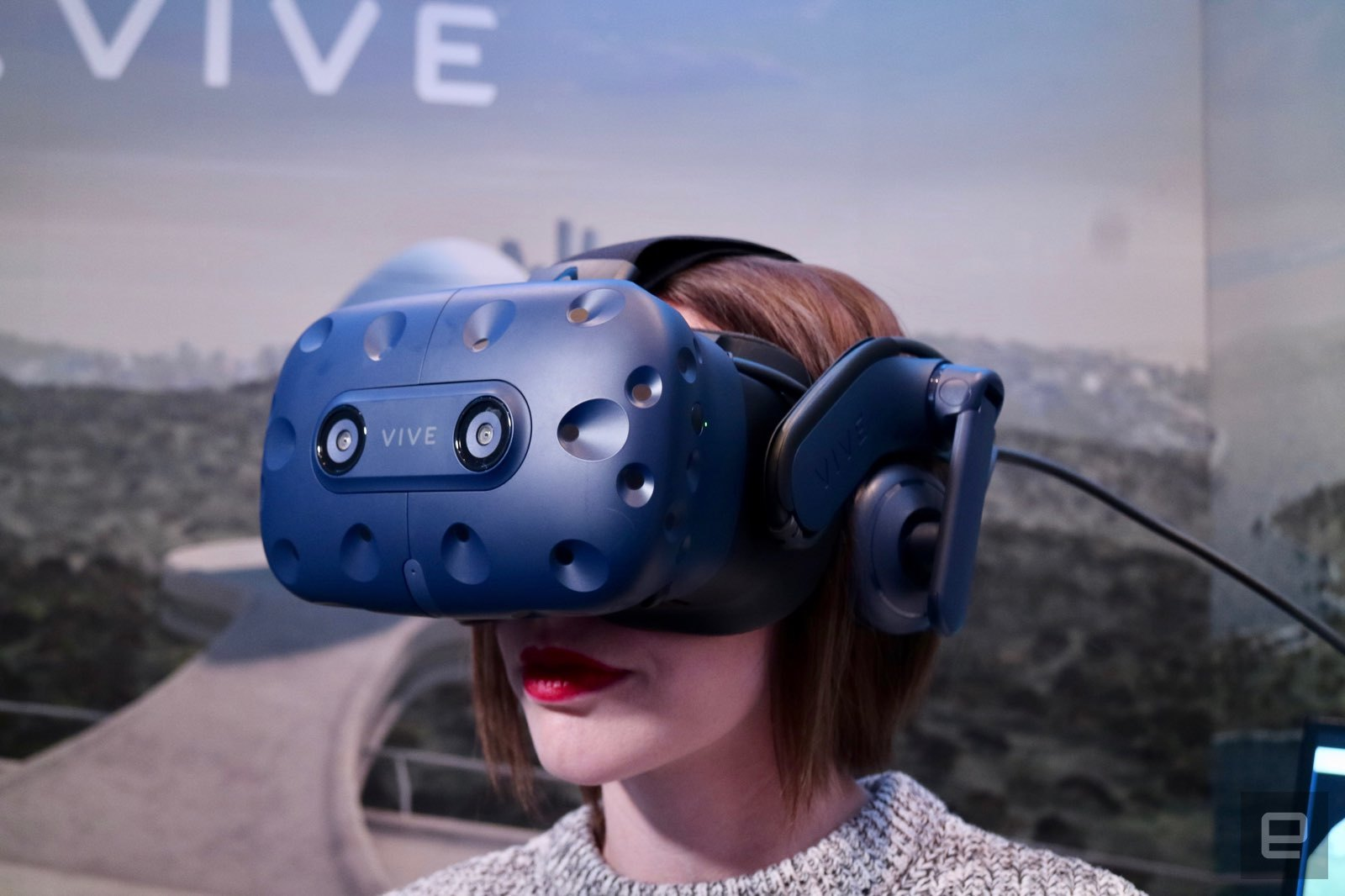 Htc S Vive Pro Headset Is Available To Pre Order For 799