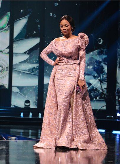 Here. All Bonang's Looks From The 60th Miss SA Diamond Jubilee
