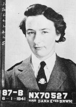 Sister Kath Nuess was killed during the Bangka Island