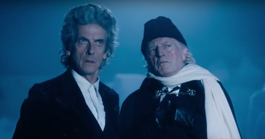 'Doctor Who Christmas Special' gets Another Trailer as Peter Capaldi says Farewell