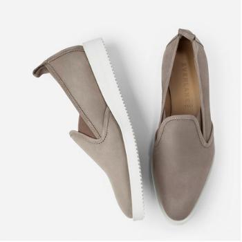 The Nubuck Street Shoe